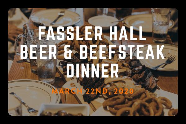 Fassler Beefsteak Dinner 2020