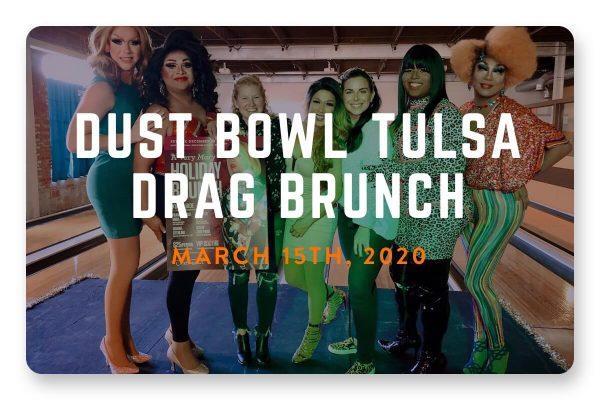 Dust Bowl Drag Brunch 2020